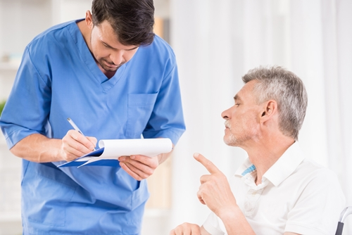 Senior care facilities that operate in tandem with a hospital typically covered entities that must follow HIPAA compliance.