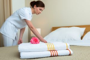 It's essential for hotel staff to watch out for pests like bedbugs .