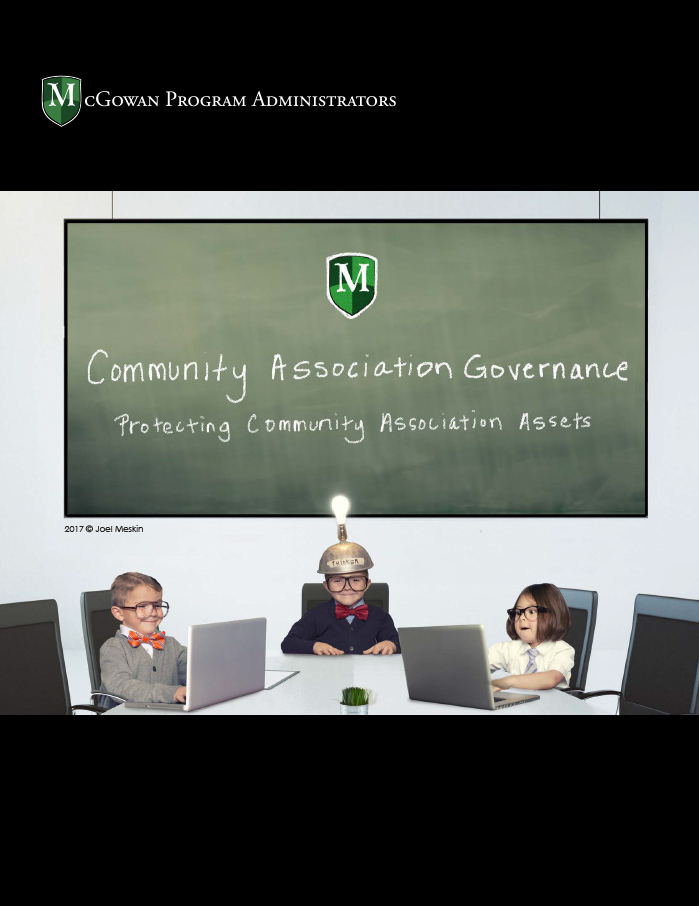 community association governance ebook