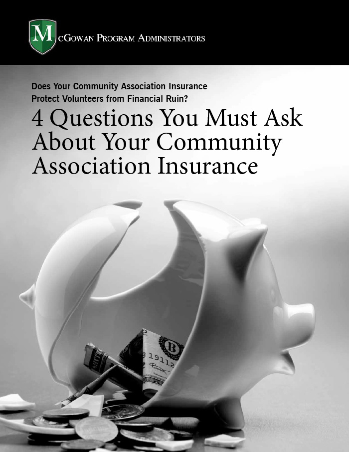 4 questions you must ask about your community association insurance ebook
