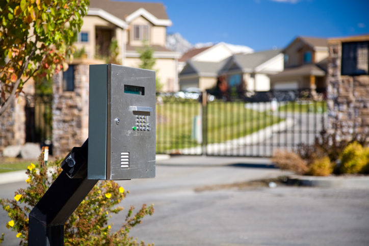Homeowners' Associations need to be proactive in security measures.
