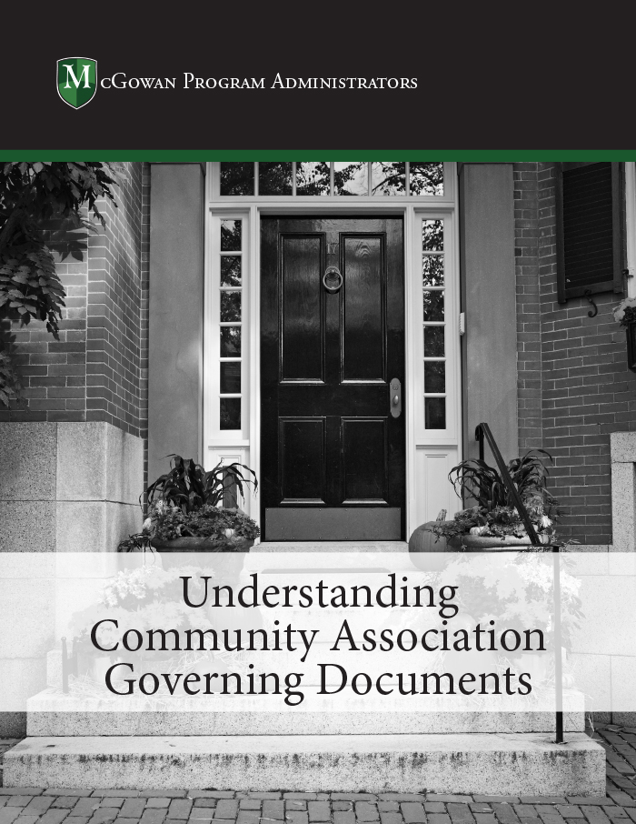 understanding community association governing documents ebook