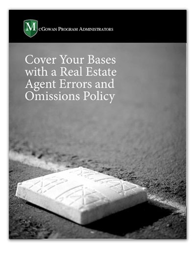 cover your bases with real estate errors and omissions policy ebook