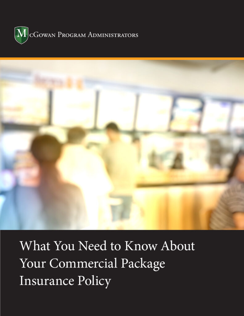 what you need to know about your commercial package insurance policy ebook