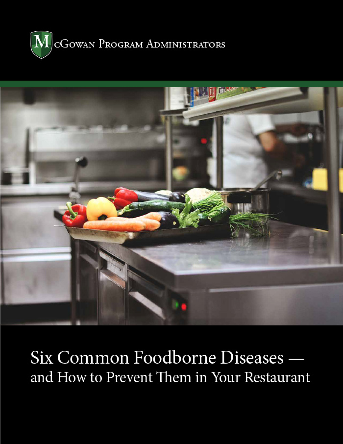 six common foodborne diseases and how to prevent them in your restaurant ebook